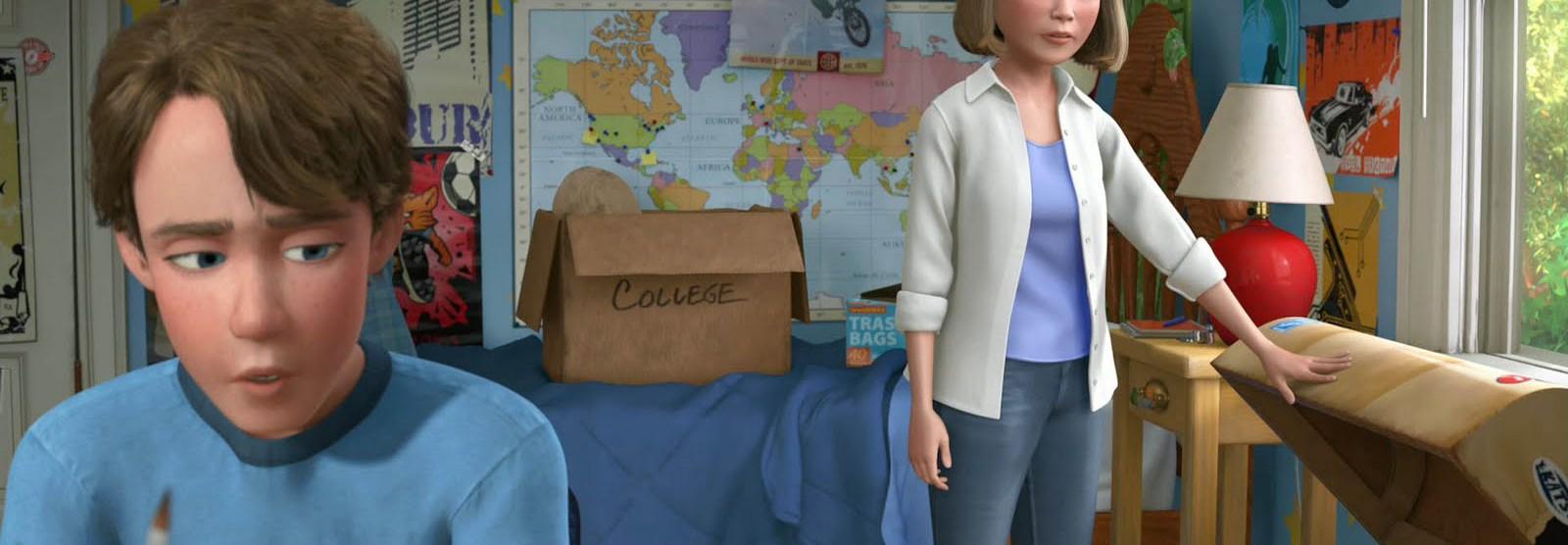 La Inquietante Teoría De La Mama De Andy: A Teoria Pixar Ganha Novos Fatos. E Envolvem Toy Story
