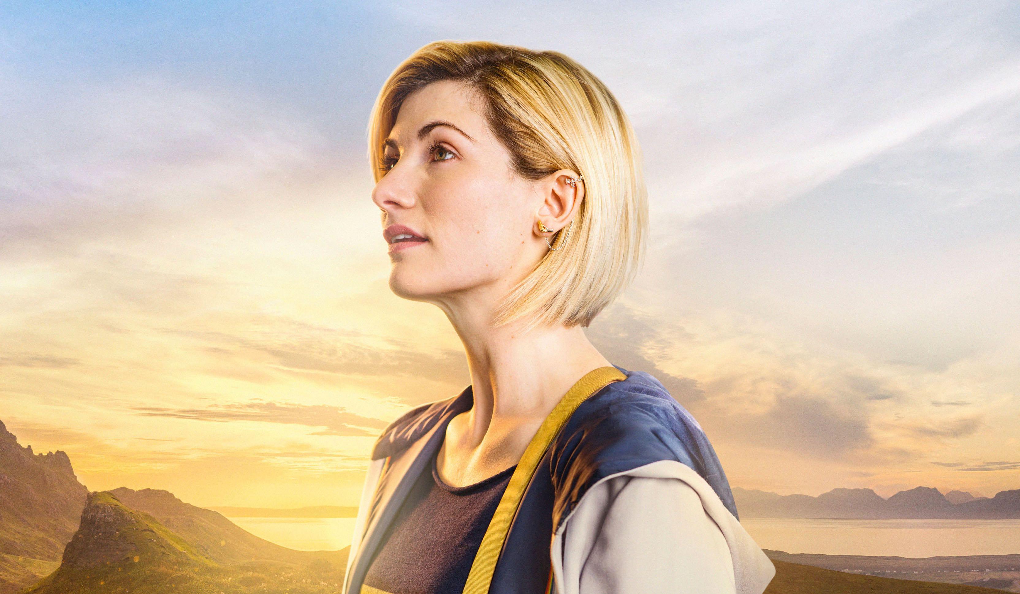 Início da nova Doctor não poderia ser mais maravilhoso  fa8894fcff761